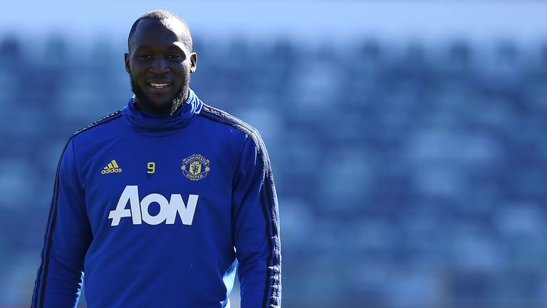 Manchester United's Romelu Lukaku will not play against Inter Milan this weekend | Football News |