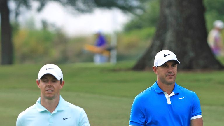 Koepka dominates one-sided bout with McIlroy in Memphis