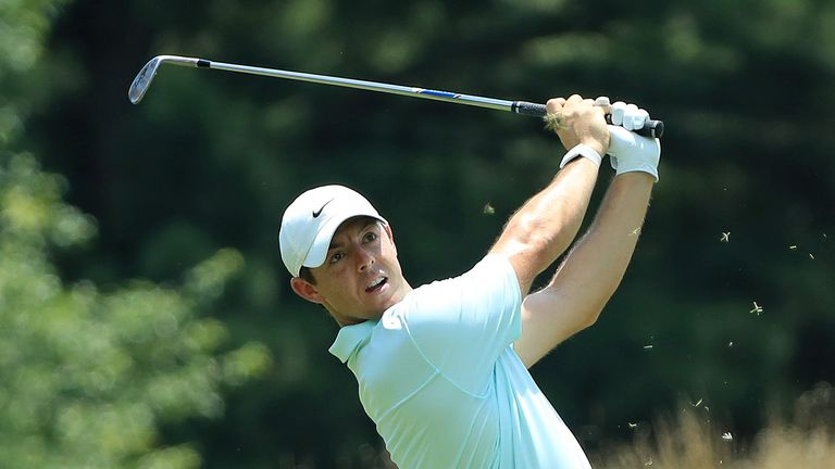 McIlroy managed only one birdie on the final day