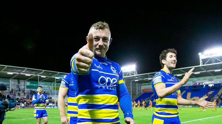 Josh Charnley extends Warrington Wolves contract until 2022 | Rugby League News |