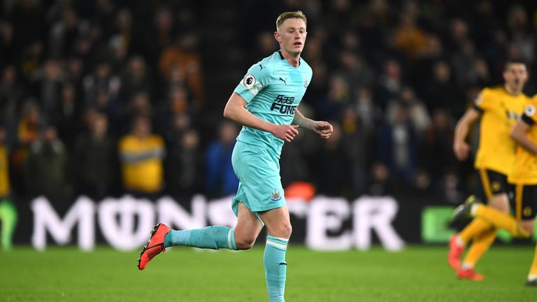Man United have held 'high-level talks' with Newcastle over Sean Longstaff