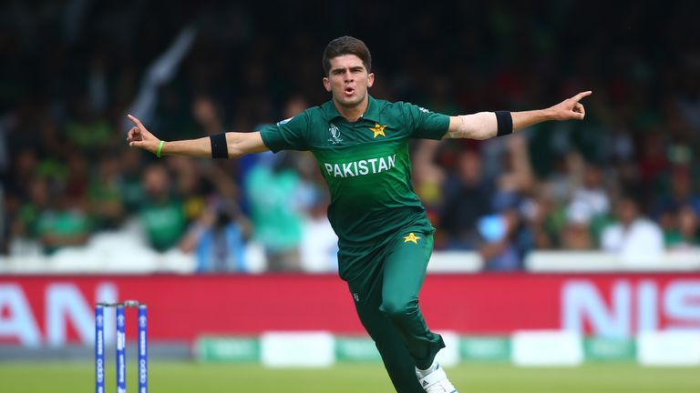 Rising star Shaheen Afridi took 6-35 in Pakistan's win over Bangladesh at Lord's