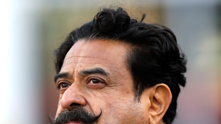 Jacksonville Jaguars owner Shahid Khan wants to increase his team's popularity in the UK