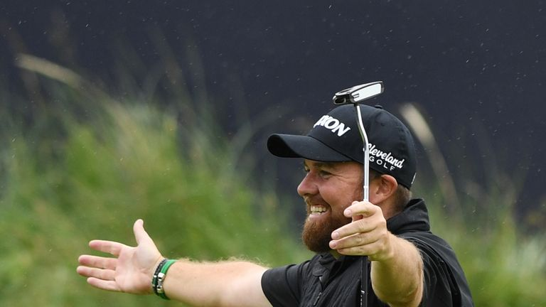 Lowry ended the week on 15 under at Royal Portrush
