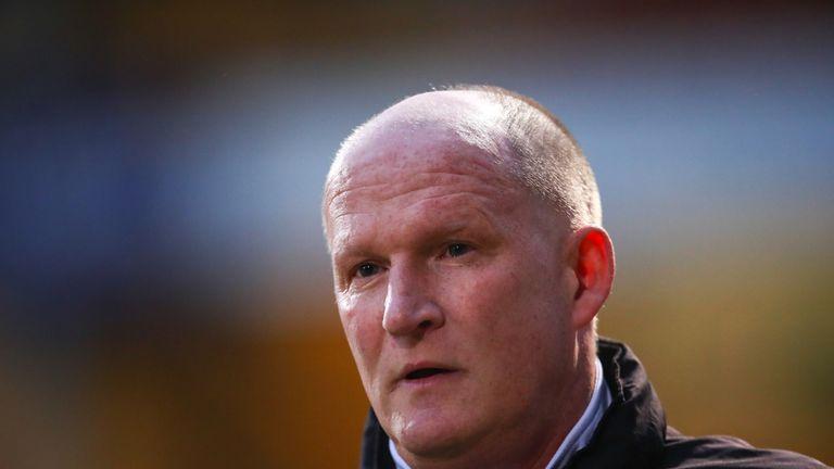 Simon Grayson has been sacked by Blackpool