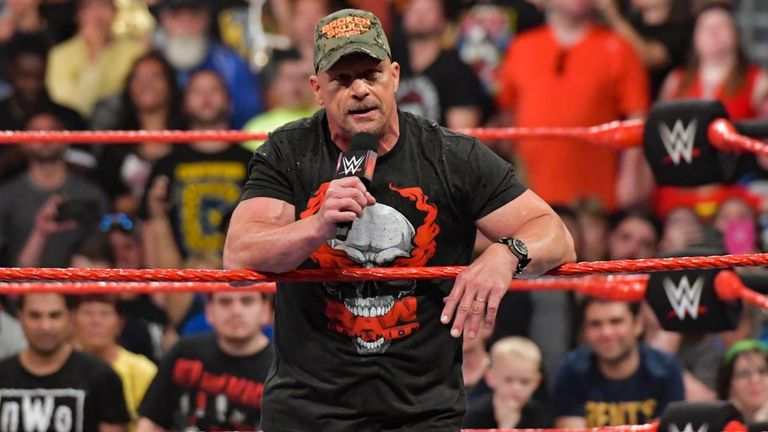 Raw Women's Champion Becky Lynch reveals what advice she got from WWE legend 'Stone Cold' Steve Austin.