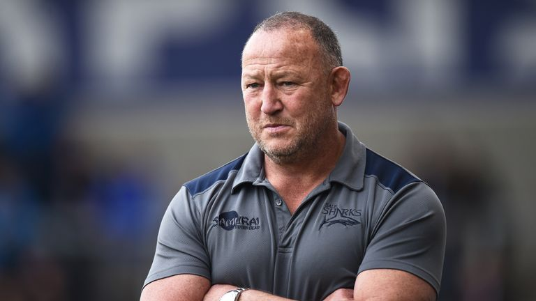 Steve Diamond coached Saracens between 2004 and 2006