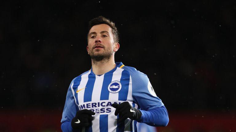 Markus Suttner originally joined Brighton in 2017 from Ingolstadt
