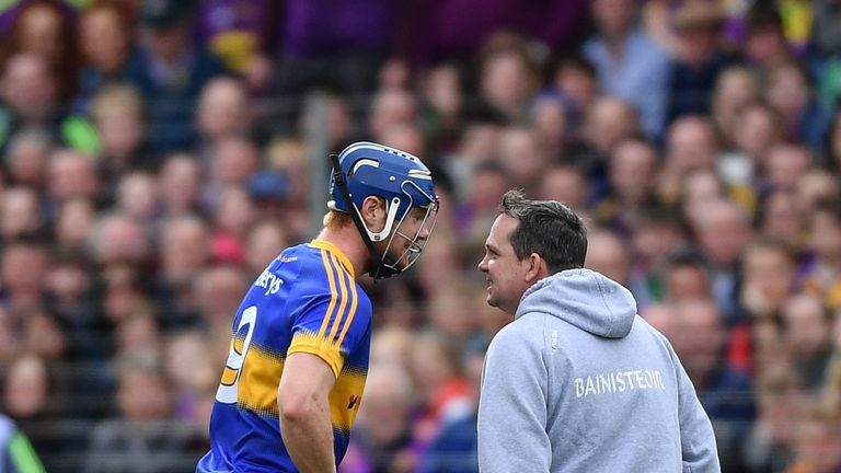 Davy Fitzgerald has history against Tipperary