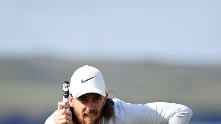 Fleetwood will play alongside Justin Thomas and Thorbjorn Olesen for the first two rounds