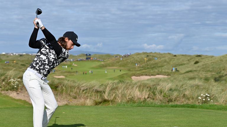 Tommy Fleetwood has tipped his hat to the R&A