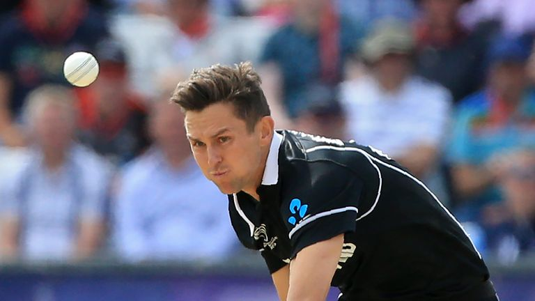 New Zealand's Trent Boult returns to the T20 set-up after an absence of 13 games