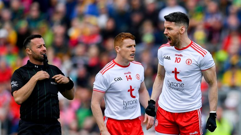 Tyrone face Roscommon on Saturday, live on Sky Sports