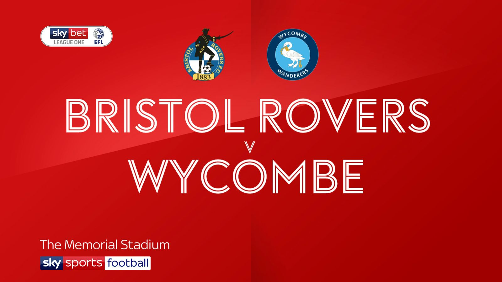 Match Report - Bristol R 0 - 0 Wycombe | 10 Aug 2019