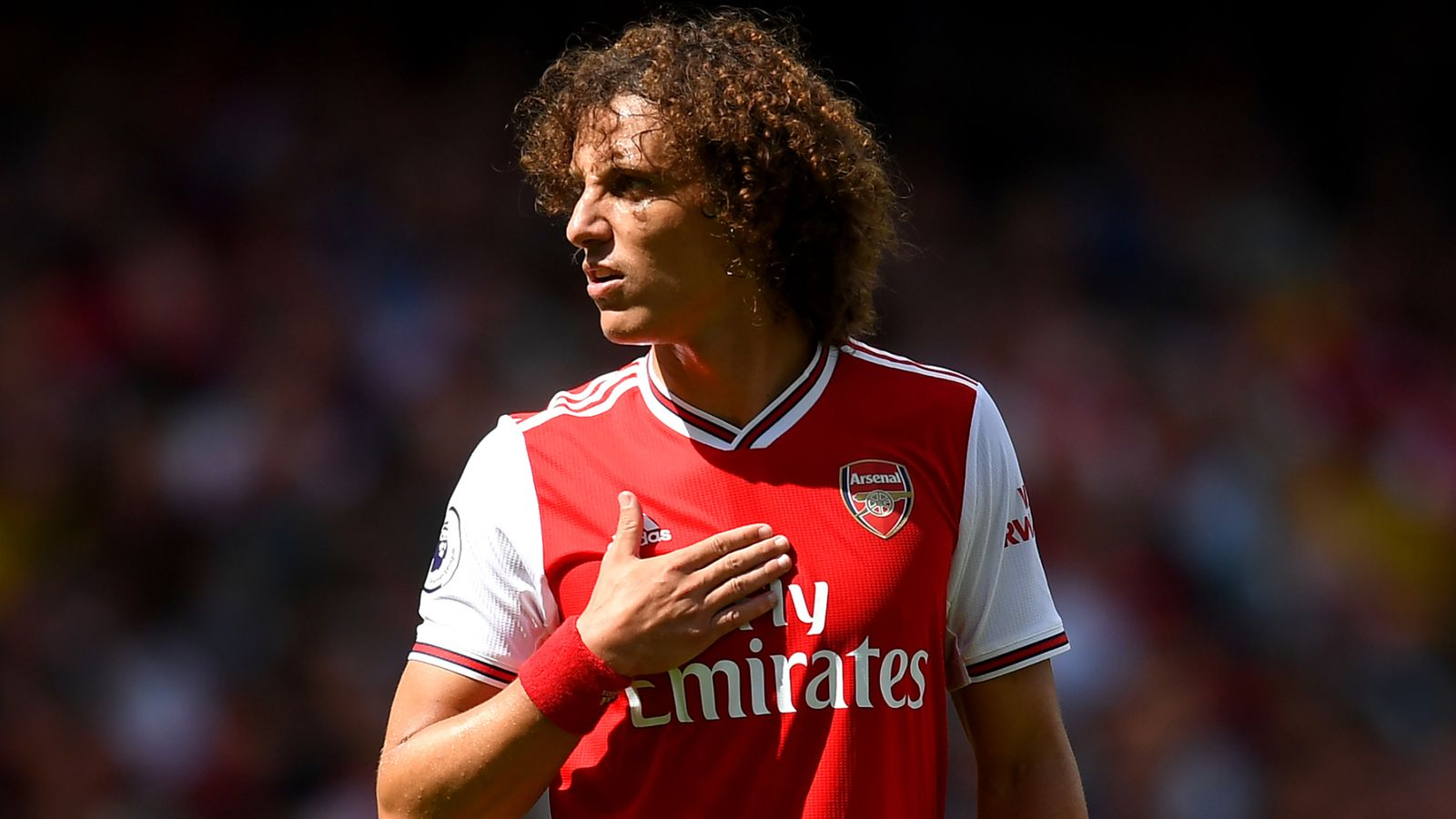 David Luiz wants Arsenal stay thumbnail