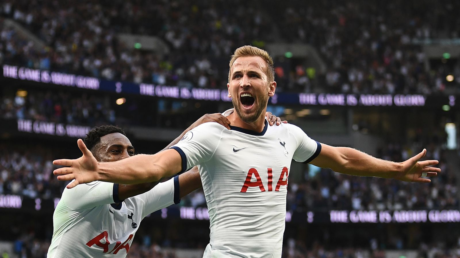 vs become Harry Kane Arsenal  the Can all Tottenham stats: