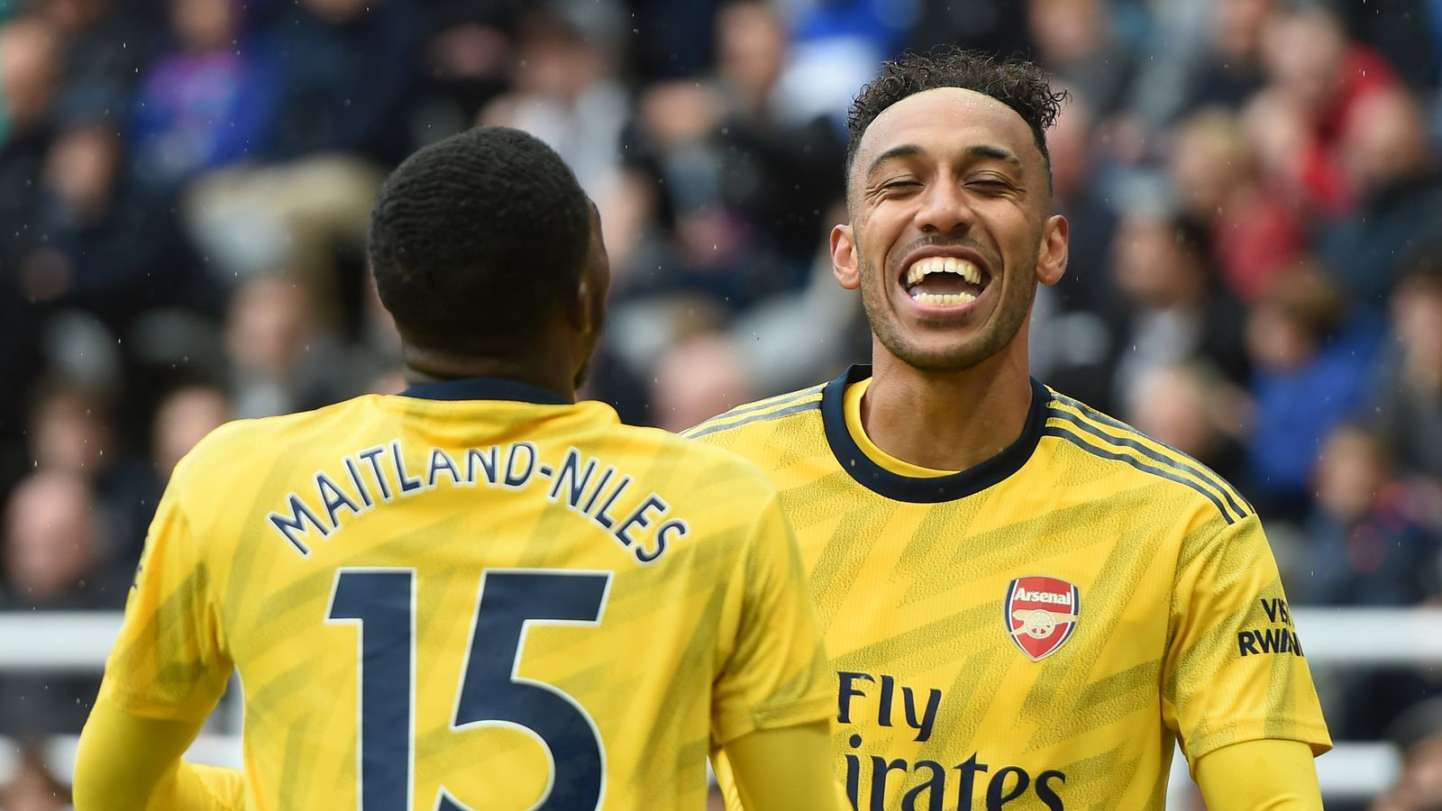 Match Preview - Arsenal vs Burnley   17 Aug 2019