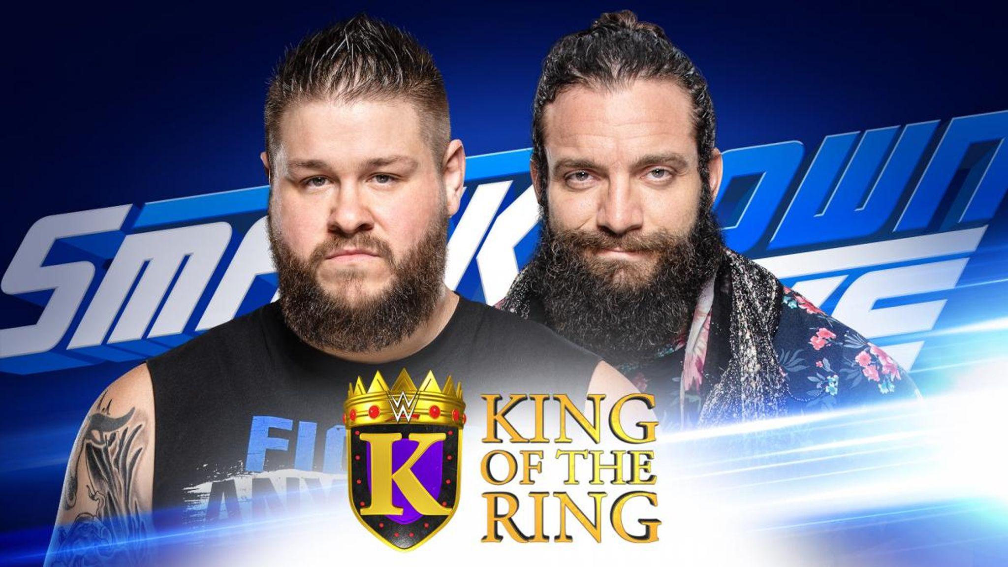 WWE SmackDown: Daniel Bryan faces Buddy Murphy