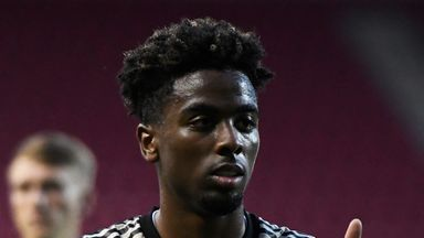 Angel Gomes was in action for Manchester United U21s in their Leasing.com Trophy win