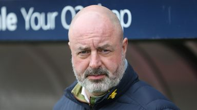 Keith Hill had a busy day on Deadline Day