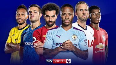 Live Football: What's on Sky Sports this week?
