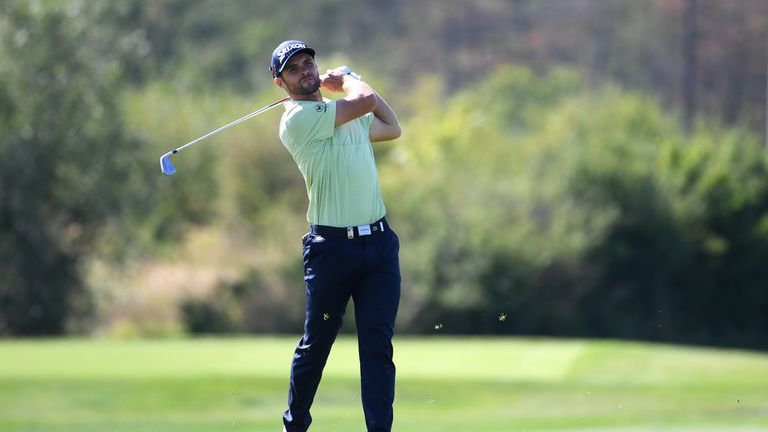 Arnaus narrowly missed out on his first European Tour victory