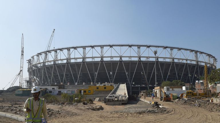 The new stadium's capacity will surpass that of the MCG, which can seat just over 100,000 spectators
