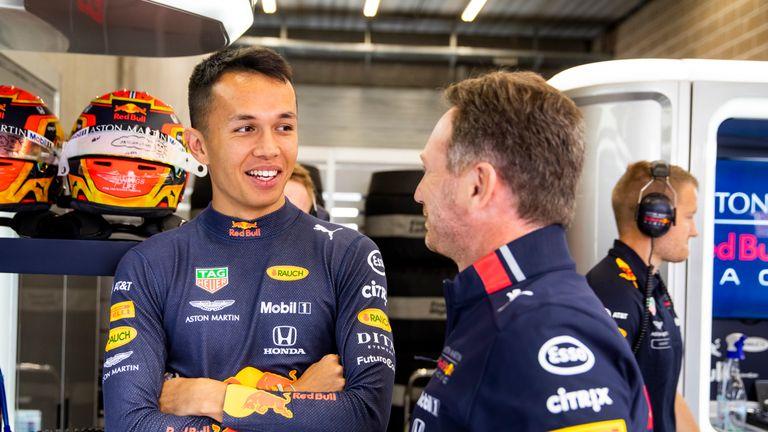 Red Bull explain thinking behind Alex Albon-Pierre Gasly change