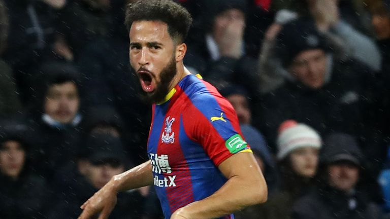 Andros Townsend's late strike earned one player the Super 6 jackpot!