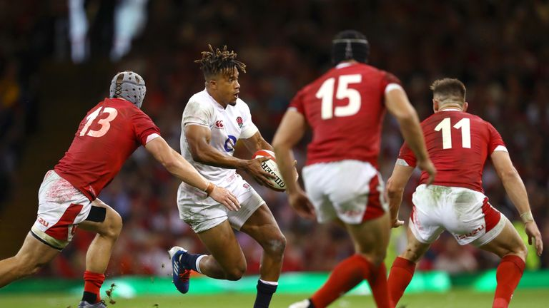 Anthony Watson's sin-bin proved a pivotal moment in the tight encounter