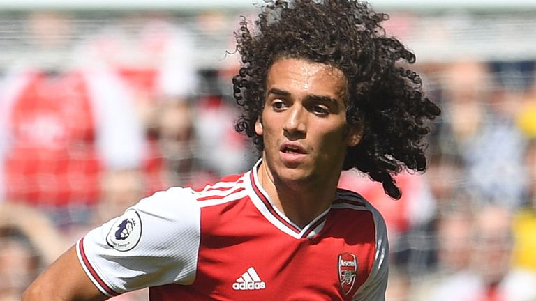 Matteo Guendouzi believes Arsenal's summer signings have made the side much stronger this season