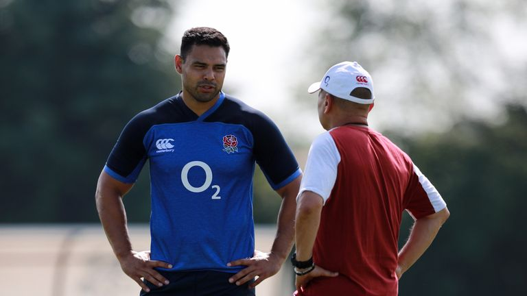 Ben Te'o was a surprise omission from England's World Cup squad