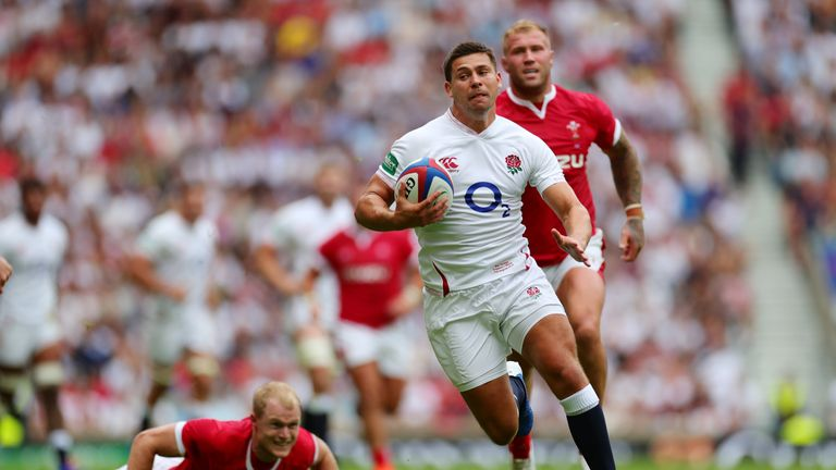 Ben Youngs has warned Ireland that Tuilagi is in the shape of his life