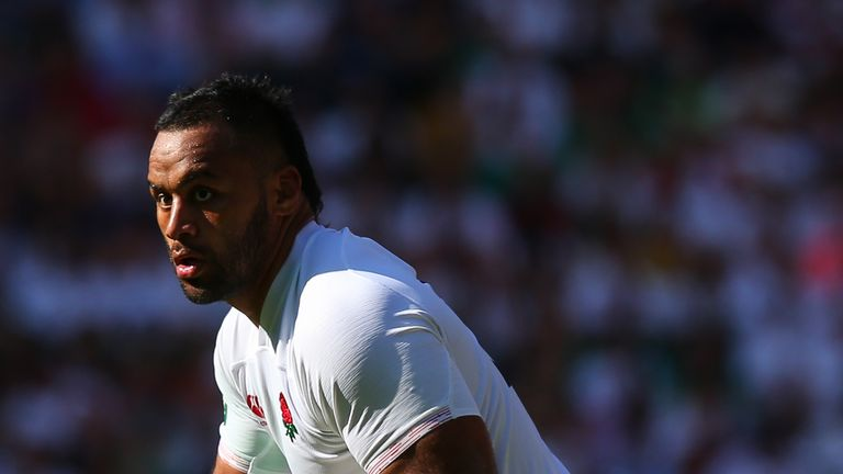 Billy Vunipola will make his 10th successive appearance at No 8