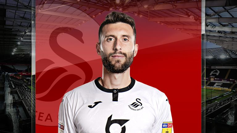 Borja Baston: Swansea's forgotten man back from the brink