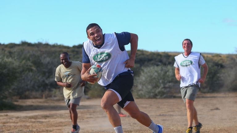Former Springbok Bryan Habana: This is the tightest World Cup we've ever had to call