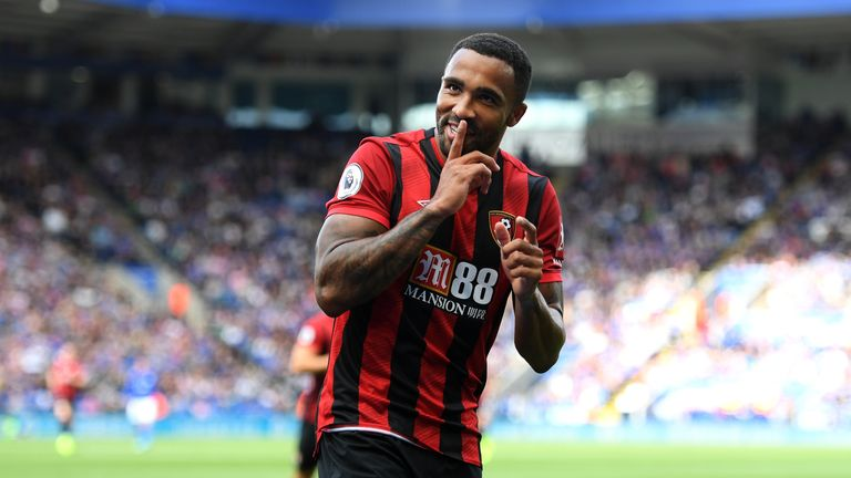 The Bournemouth striker says he is ready to take his chance with the Three Lions when captain Harry Kane is unavailable