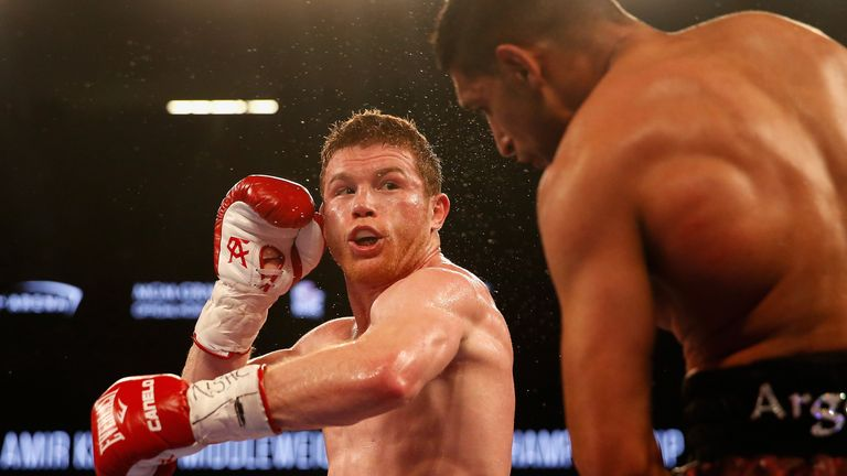 Canelo is still searching for an opponent