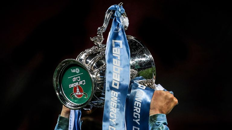 The Carabao Cup third-round ties take place in September