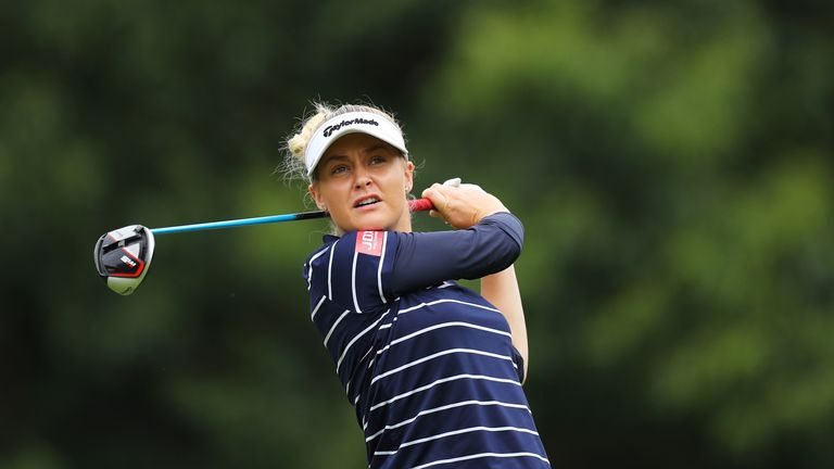 Charley Hull makes her fourth consecutive Solheim Cup appearance