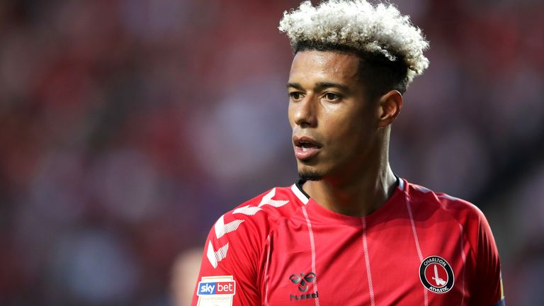 Lyle Taylor scored five goals in his opening six games this season before being sidelined with a knee injury