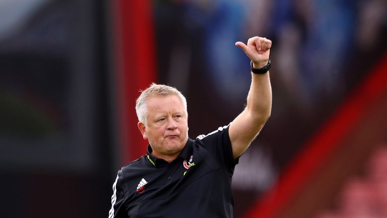 Sheffield United have made a positive start to life in the Premier League under Chris Wilder