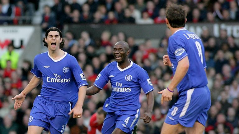Claude Makelele rejoins Chelsea as technical mentor to young players