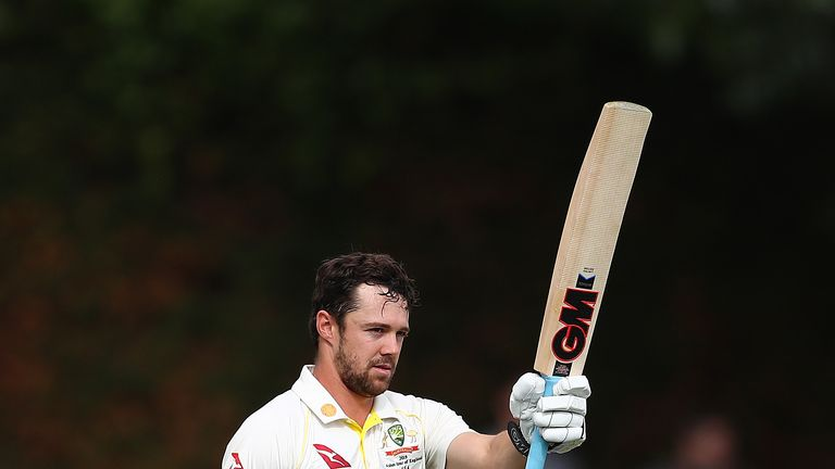 Sussex have signed Australia's Travis Head for the 2020 season