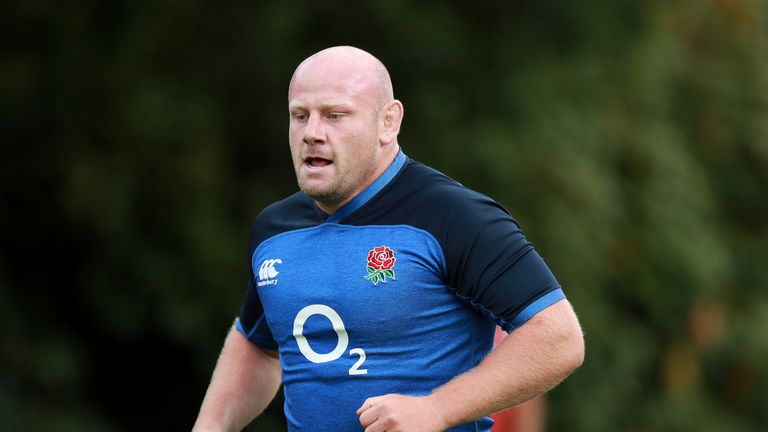 Dan Cole has fought his way back into contention for England