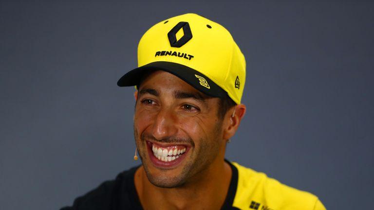 Daniel Ricciardo: Renault are good enough to get better