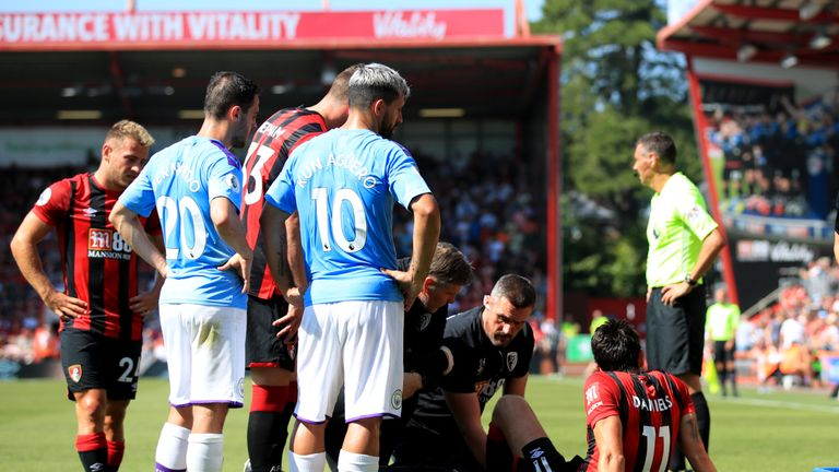 Charlie Daniels: Bournemouth defender to have season-ending knee surgery