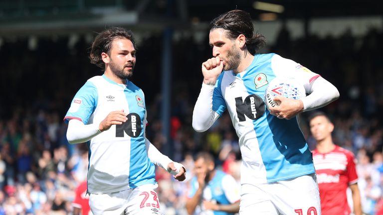 Blackburn 1-0 Middlesbrough: Danny Graham penalty sinks Boro