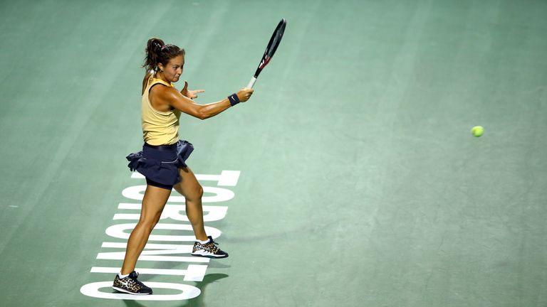 Daria Kasatkina also delivered an impressive mid-match turnaround