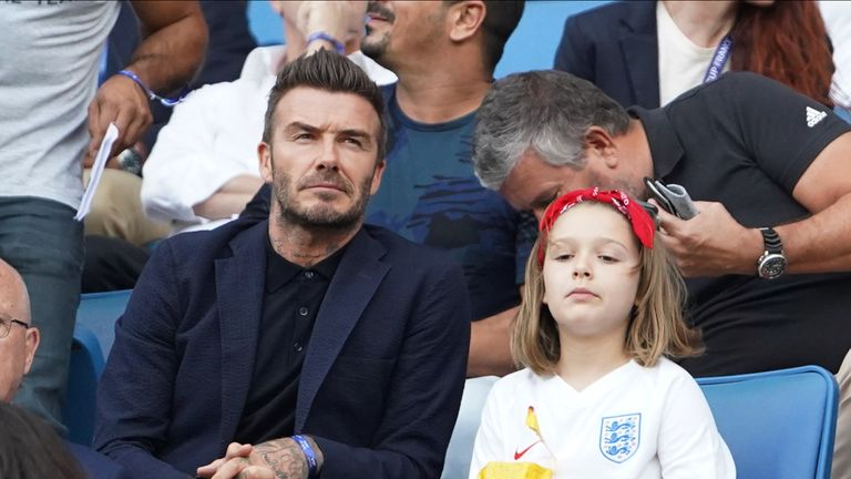 Beckham has his coach for Inter Miami